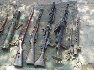 Сотрудники ФСБ пресекли канал поставки оружия в Смоленскую область