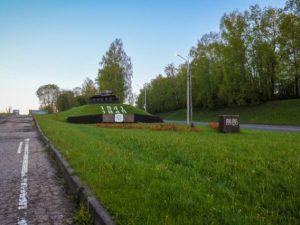 Мемориал «Танк Т-34» собираются благоустроить в Смоленске