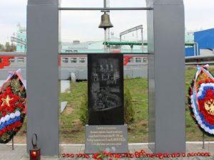 Железнодорожники привели в порядок памятники войны в Смоленской области