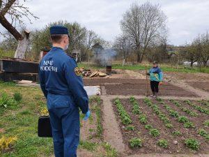 В Рославле прошёл рейд в жилом секторе