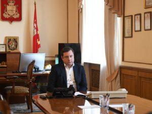 В Смоленске обсудили вопросы развития агропромышленного комплекса региона