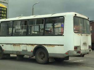 В Смоленске на ходу задымился автобус с пассажирами