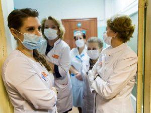 Сколько смоленских медиков получили выплаты после вмешательства прокуратуры