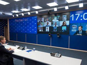 Ольга Васильева: необходимо помочь туристической отрасли работать в новых условиях