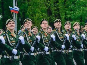 Военный парад в честь Великой Победы в Смоленске состоится