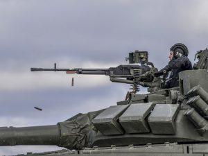 В Смоленской области танкисты осваивают новые приемы подготовки