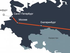Смолянам рассказали о проекте «Ростелекома» «Транзит Европа — Азия»