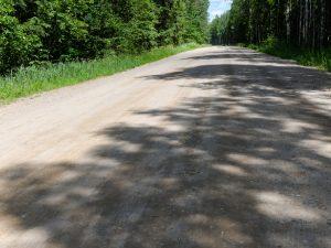 На ремонт дороги в Десногорске в этом году выделят около 24 млн рублей
