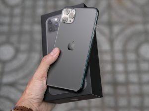 iPhone 11 Pro Max: совершенный дизайн и технологии