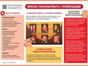 Смолянам рассказали, как нужно выбирать мясные полуфабрикаты