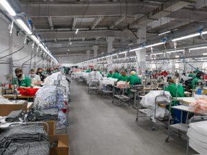 Смоленская фабрика «Шарм» открыла филиал в Глинковском районе