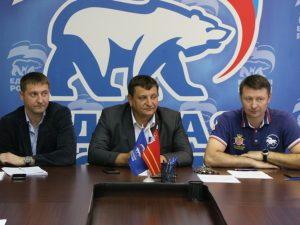 В Федерации дзюдо Смоленской области выбрали президента и правление