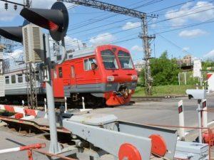 Количество ДТП на переездах в Смоленском регионе МЖД снизилось