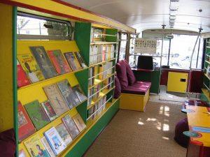 В Сычевском районе запустили передвижную библиотеку