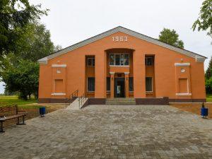 В Духовщинском районе Смоленской области капитально отремонтировали ДК