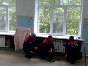 В смоленской деревне ремонтируют детский сад