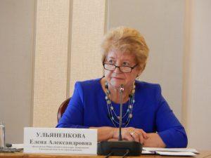 Елена Ульяненкова: Выборы прошли честно и легитимно