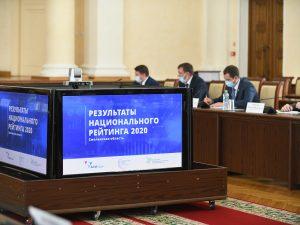 Смоленщина заняла рекордное место в Национальном рейтинге состояния инвестиционного климата