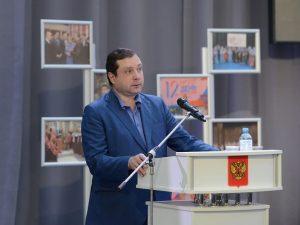 Алексей Островский принял участие в работе заседания Общественной палаты Смоленской области