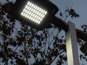 Где в Смоленске впервые появится стационарное уличное освещение