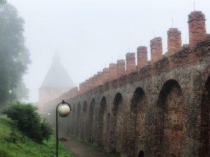 В Смоленске завтра будет дождливо и туманно