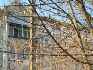 В Ленинском районе Смоленска введен режим повышенной готовности