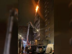 Тело мужчины с ножевыми ранениями нашли на улице Багратиона в Смоленске