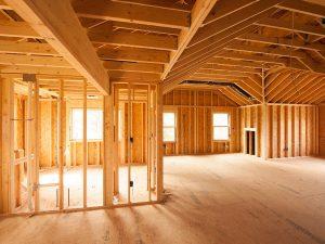 Из какой древесины нужно построить каркасный дом?