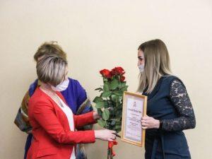 Учительница из Смоленска победила в областном конкурсе «Учитель года»