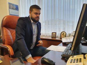 Артем Туров поможет смоленскому ветерану труда приобрести и установить газовое оборудование