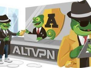 4 операционные системы, предполагающие установку ВПН со страниц сайта «AltVPN»