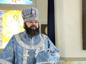 Митрополит Смоленский и Дорогобужский Исидор поздравляет смолян с Рождеством Христовым