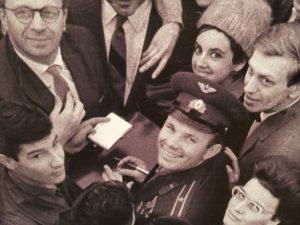 В Смоленске открылась фотовыставка к 60-летию полета Юрия Гагарина в космос