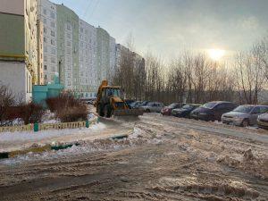 Депутаты горсовета проконтролируют уборку Смоленска от снега