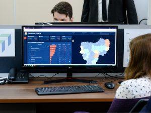Свыше 500 обращений обработали в смоленском ЦУР за первый месяц 2021 года