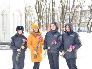В Смоленске состоялась акция памяти
