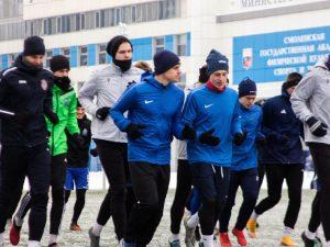 Смоленский клуб «Красный» сыграет с командой Билялетдинова