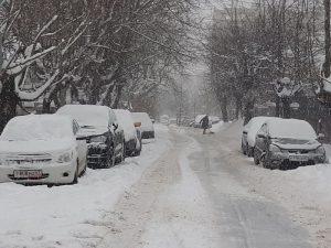 Смоленскую область продолжит засыпать снегом