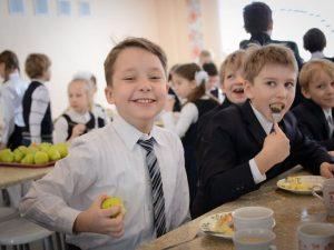 Смоленская область попала в топ-3 регионов ЦФО по качеству питания в начальных классах школ