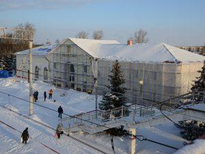 Вокзал Гагарина обновят к юбилею первого полета человека в космос