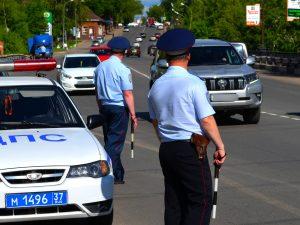 964 нарушения ПДД выявили в Смоленской области за прошедшие выходные дни