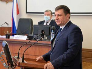 Игорь Ляхов: Хамство в политике неуместно