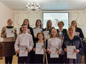 Юные смоляне стали участниками лекции-концерта «Русский соловей. Александр Алябьев»