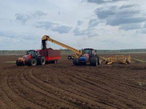В Смоленской области готовится к запуску крупный завод по производству грунтов