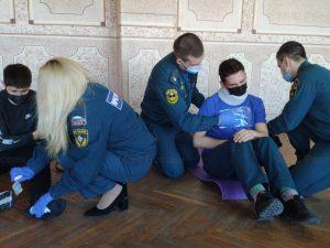 В Смоленске прошел отборочный этап соревнований «Человеческий фактор»