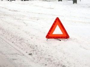 В Смоленской области иномарка сбила пешехода на обочине дороги