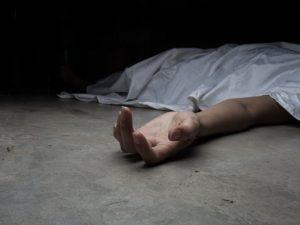 В центре Смоленска обнаружили труп убитого мужчины