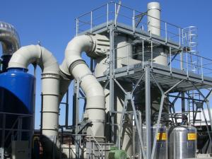 Новое газоочистительное оборудование для гидрометаллургических предприятий