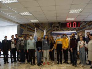 Россети Центр Смоленскэнерго выявляет одаренных учащихся