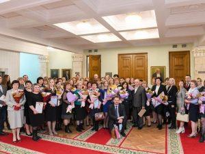 Государственная служба занятости населения Российской Федерации отметила 30-летие со дня образования
